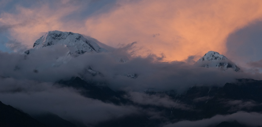 annapurna-at-dusk