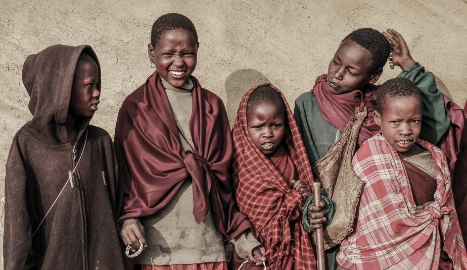 masai-children-naiyobi