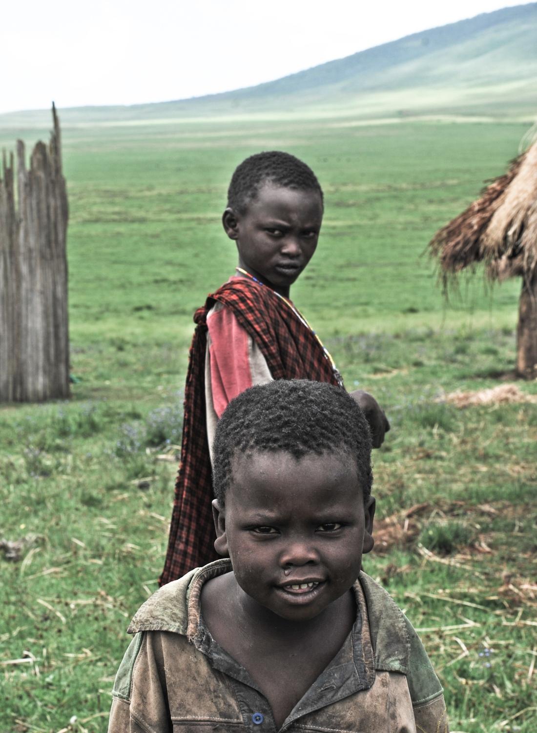 nainokanoka-masai-villagers