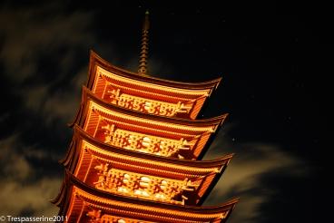 miyajima-pagoda