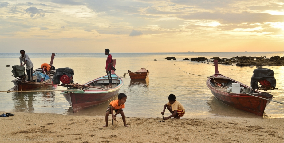 Ko Lanta: Seawater in the Blood, Part II