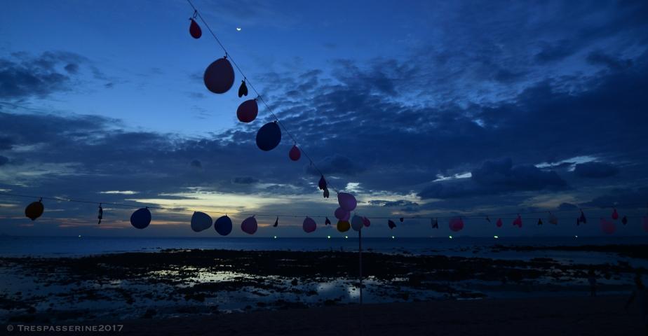 Ko Lanta: Seawater in the Blood, PartI