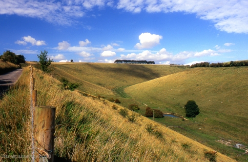 The Wolds of Yorkshire